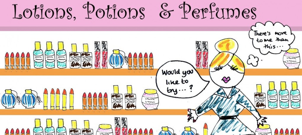 The Secret Diary of a Beauty Counter Girl